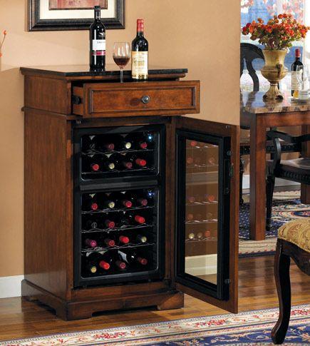 Madison Wine Cooler Grand Home, Wine Cooler Cabinet Furniture