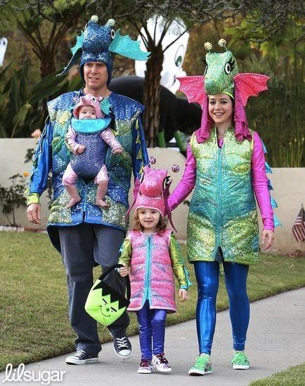 See How Celeb Tots Spent Their Halloween! Alyson Hannigan and Alexis Denisof took kids Satyana and Keeva trick-or-treating in LA on Halloween.  sc 1 st  Pinterest & See How Celeb Tots Spent Their Halloween!: Alyson Hannigan and ...