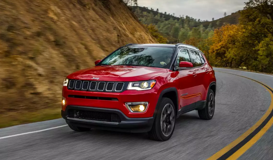 2018 Jeep Compass Owners Manual Jeep Compass An Entrance Tire