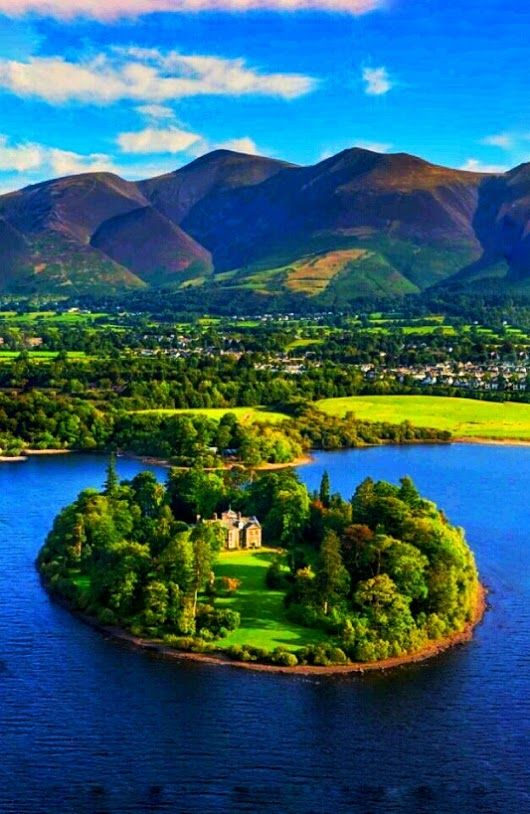 Derwent Island Italy Beautiful Nature Pictures Nature Pictures Beautiful Nature