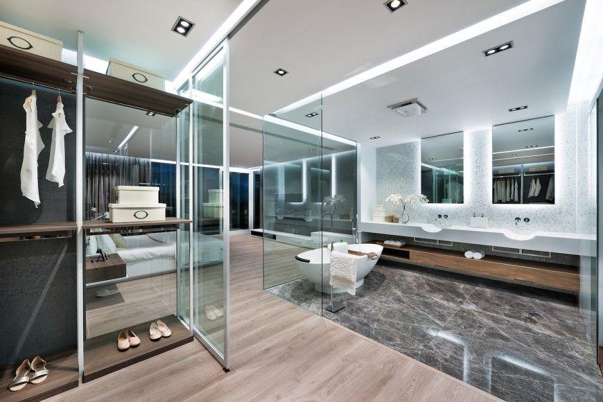 750 custom master bathroom design ideas for 2017 bathroom suites ideas pueblosinfronterasusmaywood master bedroom suite modern - Modern Master Suite Bathroom