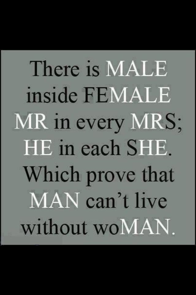 Man Vs Woman Inspirational Quotes Funny Quotes Quotes