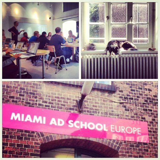 Miami Ad School - Hamburg  Address: Finkenau 35e Hamburg, 22081