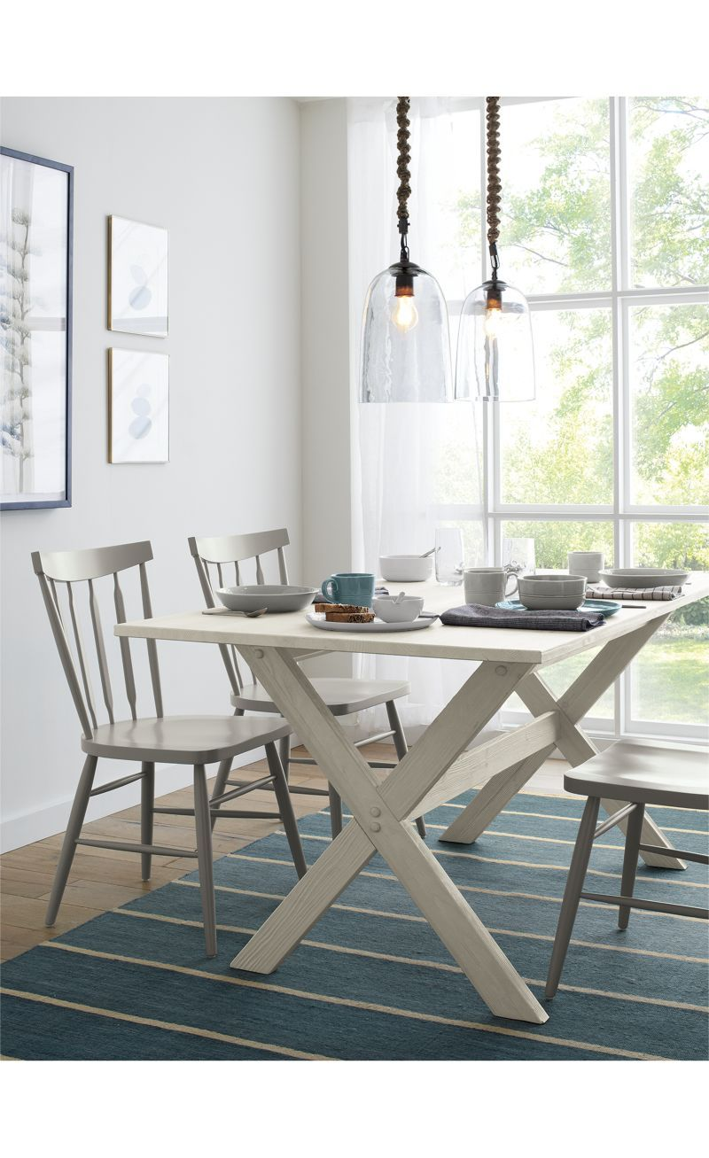 Picnic Dining Table | Crate And Barrel