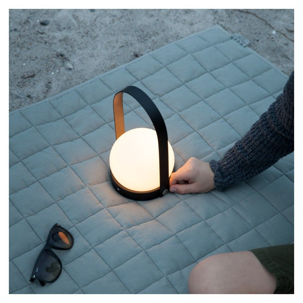 lampe nomade carrie noire meuble light candles cordless battery votives pinterest. Black Bedroom Furniture Sets. Home Design Ideas
