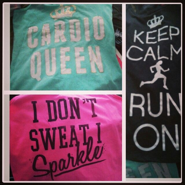 Workout clothes <3
