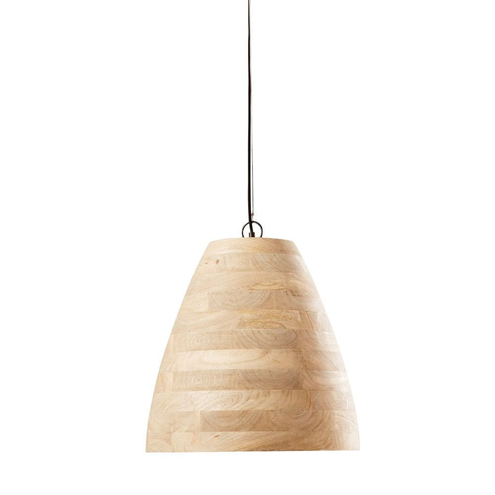 Suspensions | Ceiling lamp, Ceiling lights, Wood