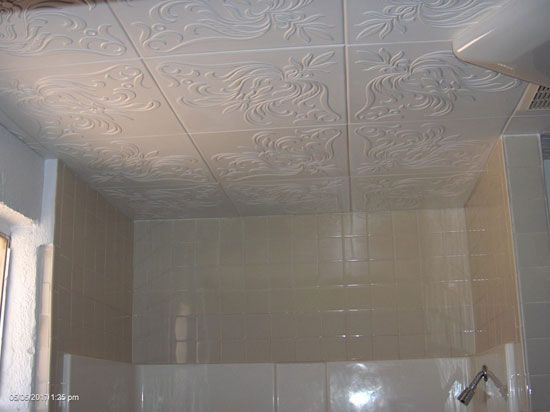 Bathroom Ceiling Tile Ideas Photos