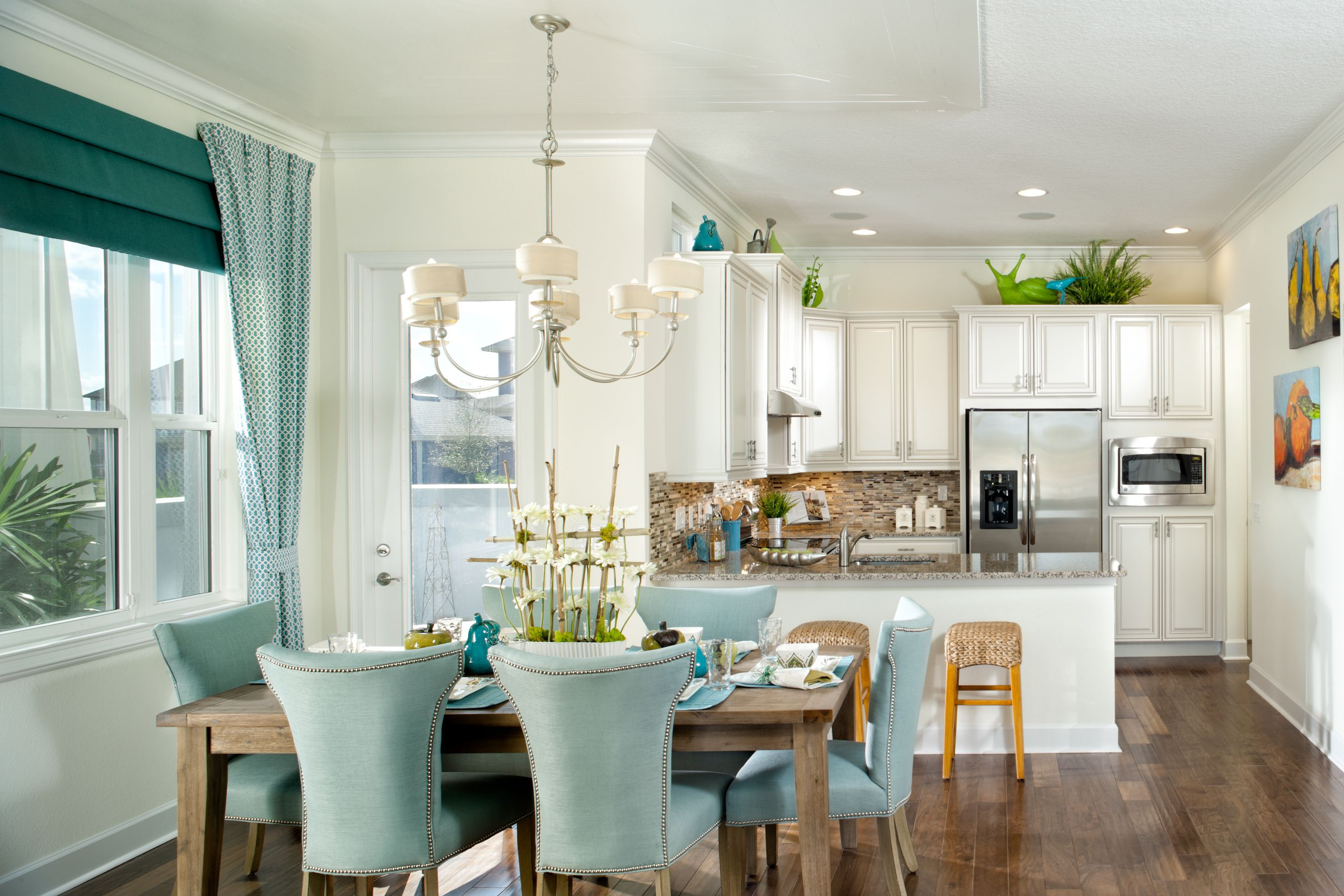 Kendall model homes