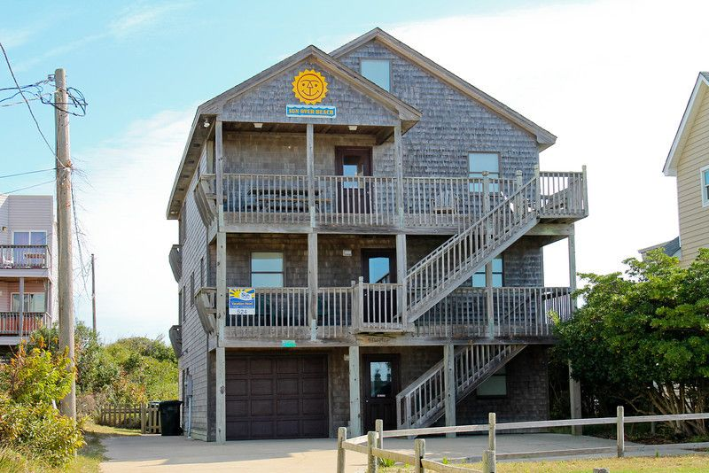 524 Outer Banks Vacation Rentals Homes Beach Cottages Outer Banks Vacation Rentals Beach House Rental Outer Banks Vacation
