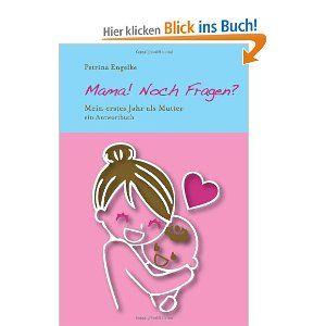 Ein Fragebuch als Geschenk zur Geburt - dabei geht es mal nicht ums Baby, sondern um die Mama.