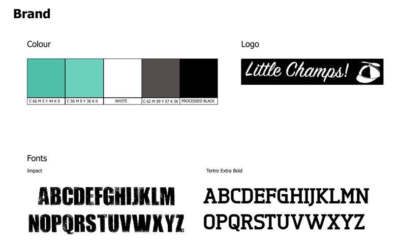 Design DNA | Little Champs