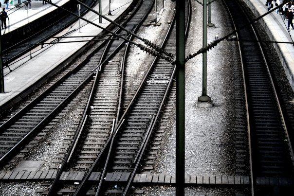 Hauptbahnhof, Hamburg