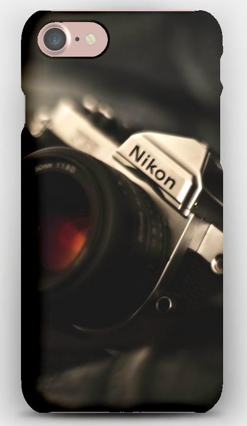 big sale 1900d 372ad iPhone 7 Case Camera, Light, Nikon, Black, Iron   1000 iPhone 7 case ...