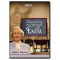 Sell one like this DISCOVERING OUR GLORIOUS FAITH* CLEARSIGHTED OVERVIEW OF CATHOLICISM EWTN DVD   $39.95