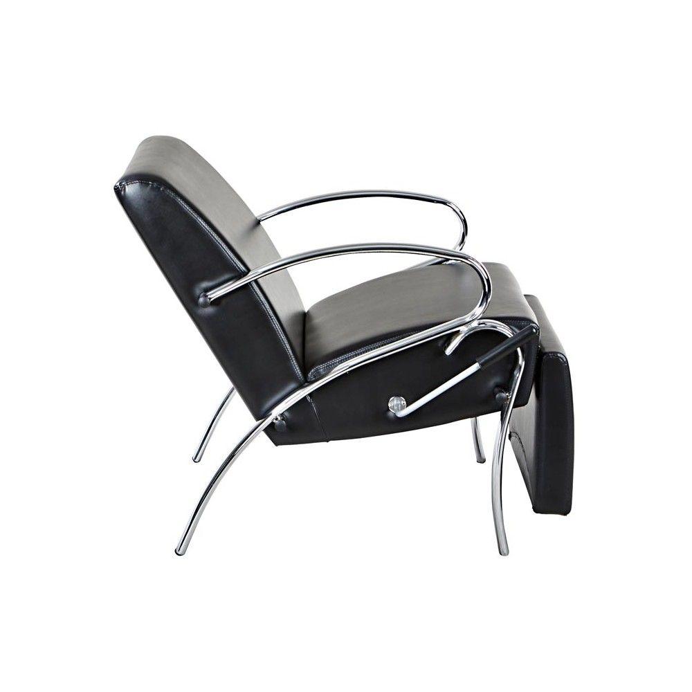 Spartan lounge reclined hair salon shampoo chair w