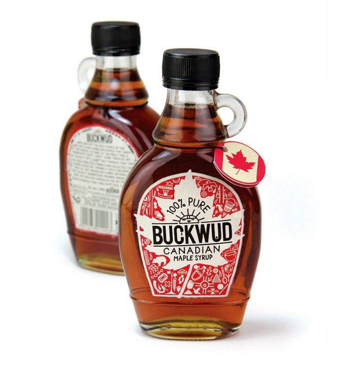 Buckwud Canadian Maple Syrup