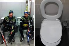#Sochi2014, Winter Olympics, seriously? The thing with the toilets is killin' me