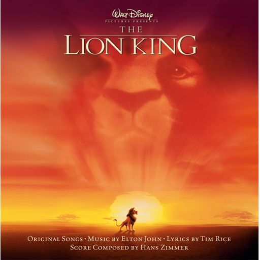 The Lion King Disney Can You Feel The Love Tonight On Sing