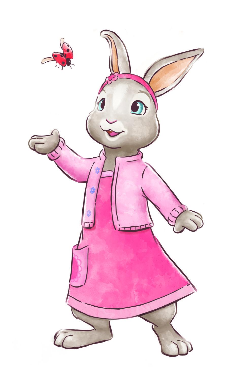 Kelly Denato Portfolio Peter Rabbit Characters Peter Rabbit Pictures Peter Rabbit And Friends