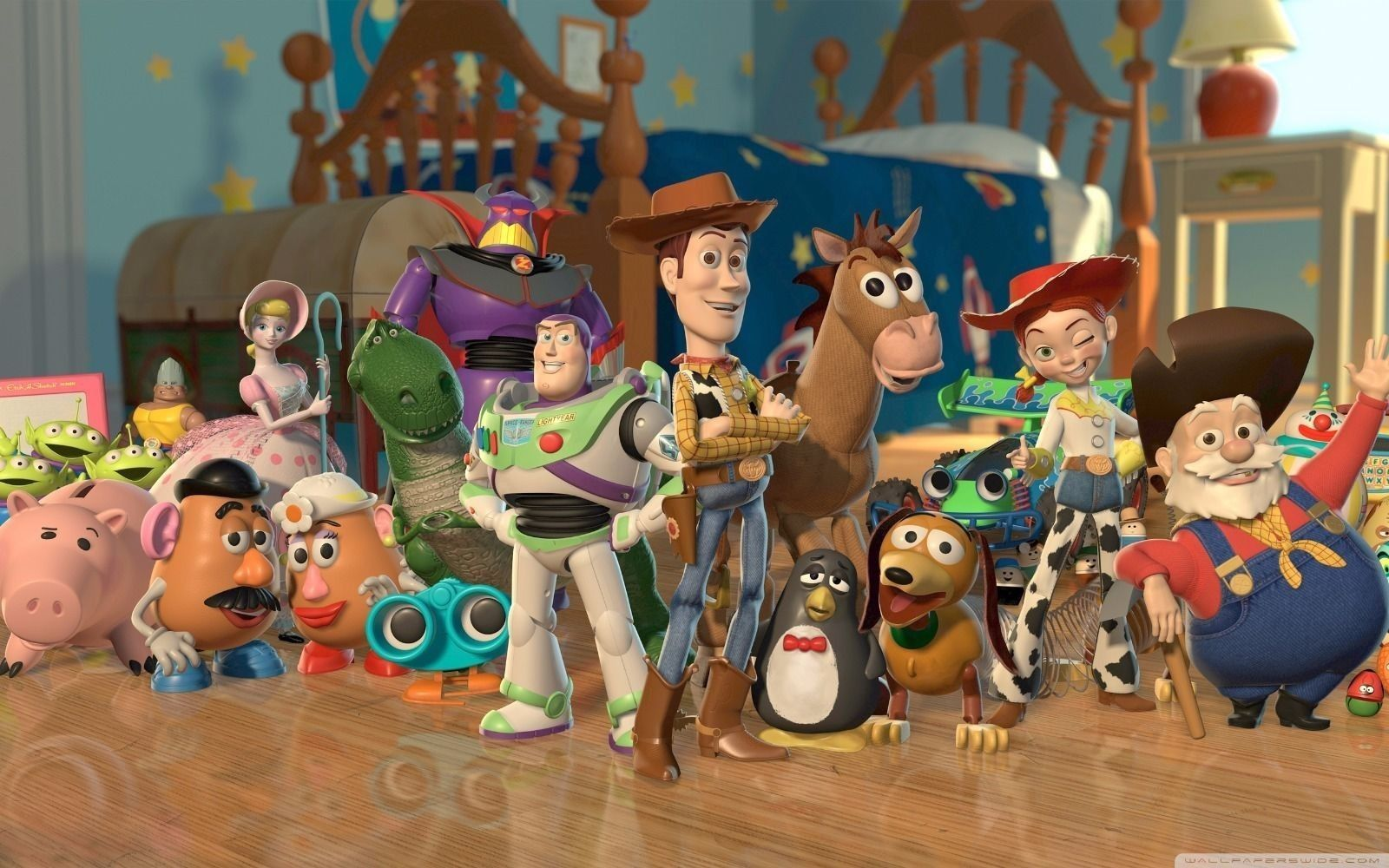Image result for toy story 1,2,3,4