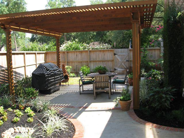 Houston Texas Patio Cover Construction, Houston TX Outdoor Privacy ...