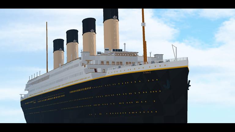 Roblox Titanic Hd Building New Roblox Titanic Building Roblox