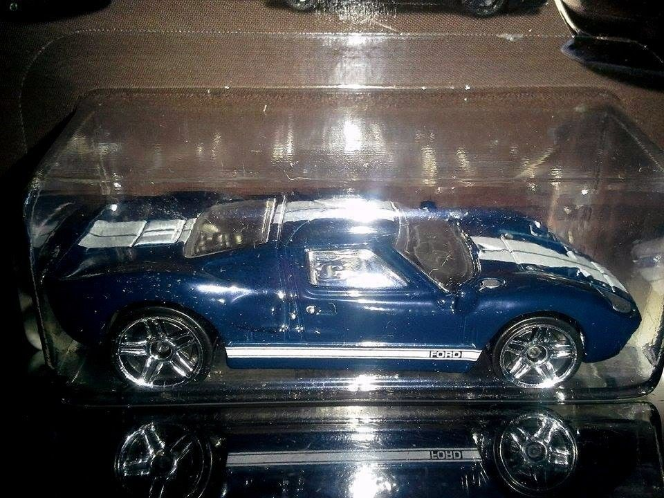 Hot Wheels  Fast Furious   Fast Five Ford Gt  Hotwheels Ford
