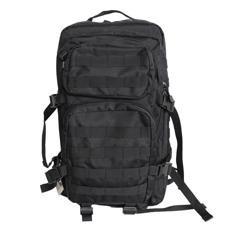 Patrol Backpack Tactical MOLLE Assault Combat Army US Pack Rucksack 36L Olive