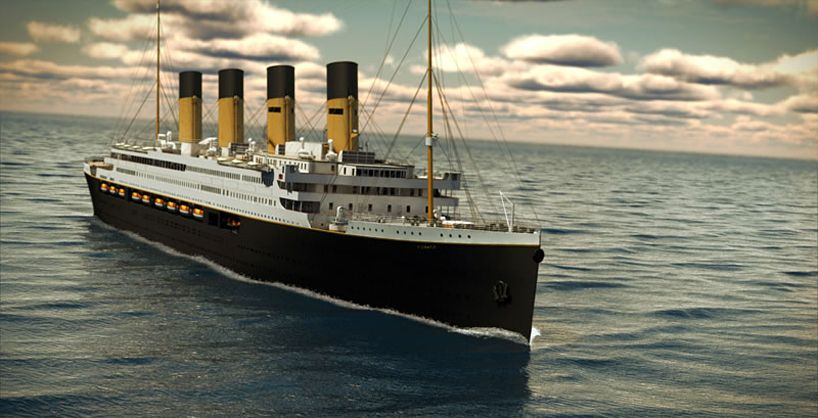 titanic II by blue star line set to embark in 2016 - well, actually, as of May 2015 it seems the project has been abandoned and  I for one hope it's permanent. Come on, Titanic II?! That's just a bad omen!