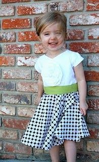 super cute little girl dress and household tutorials