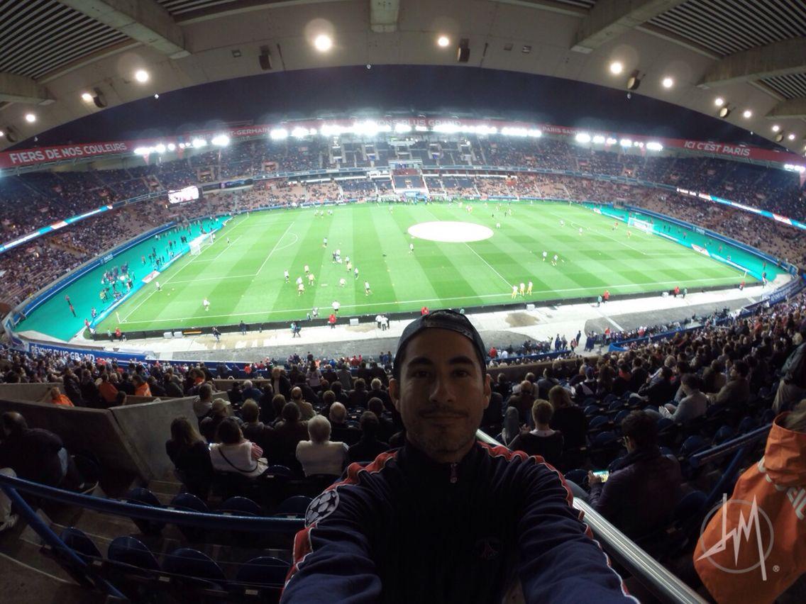 Parc Des Princes Sports Stadium France
