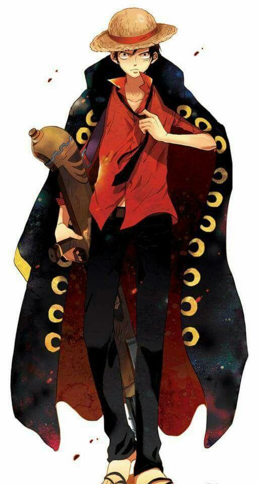 Luffy Strong World