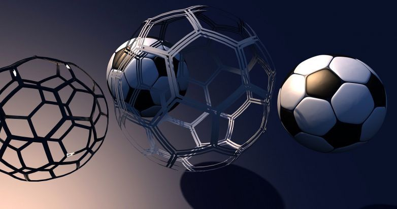 Buckyballs On Dna For Harvesting Light Organic Molecules That Record Photons And Also Convert These Into Electrical Ener In 2021 Soccer Ball Shungite Organic Molecules