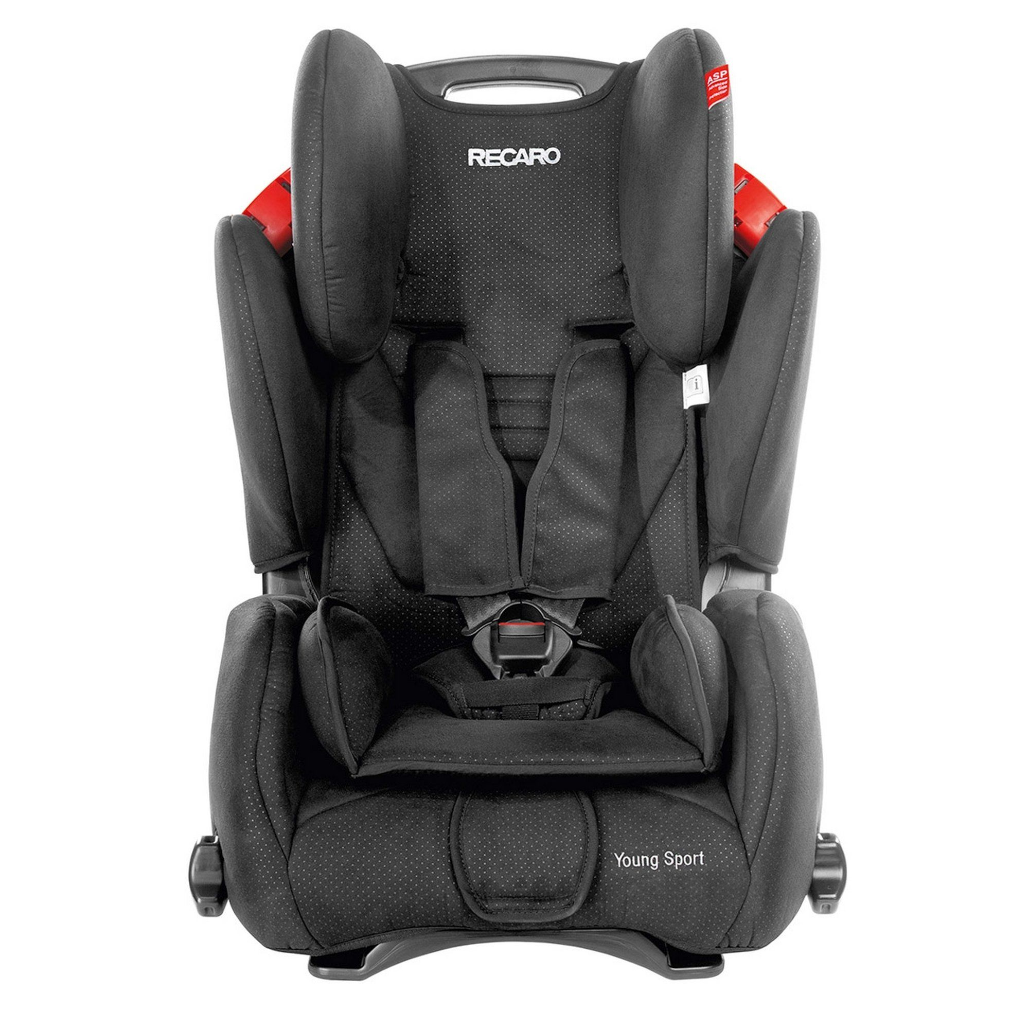 Halfords Recaro Young Sport Booster Seat Black