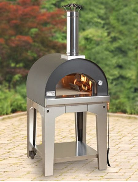 rapid-wood-fire-pizza-oven Pizzaofen Pinterest Pizza oven