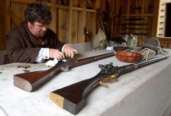 Pin On 18th Century Gunsmithing