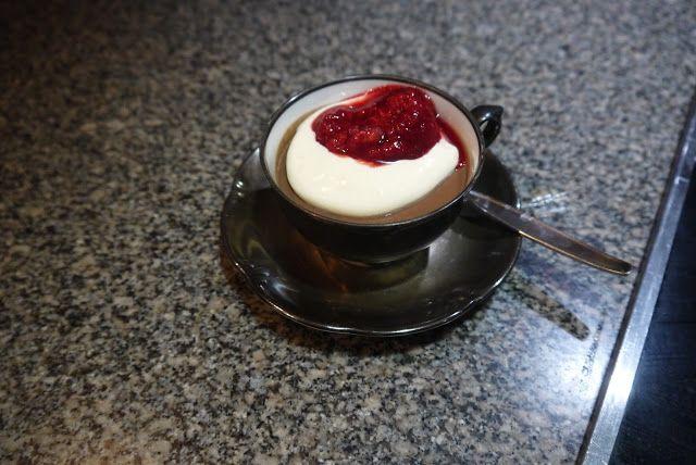 Cafè Bjerkli: Dessert