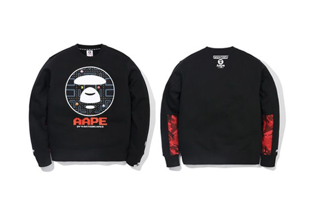 ddd374f6 AAPE by BAPE x Pac-Man Collection | My Style | Bape, Men's collection, A bathing  ape