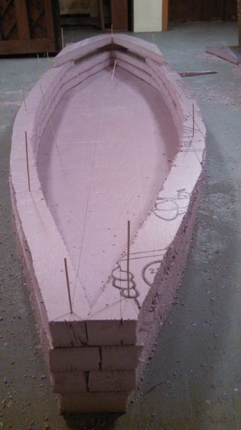 Sawfish The Unsinkable Lightweight Foam Kayak Free Diy Kayak Plans Anyone Can Build Kayaking Water Crafts Foam
