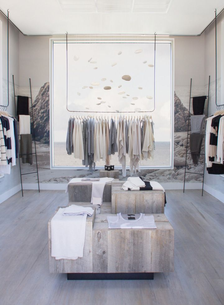 Los Angeles Based Design Firm, 30 Collins Was Tasked With Designing A Space  Which Showcased. Boutique Store DesignRetail ...