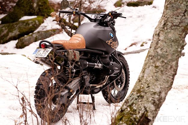 BMW R1100GS by Cafe Racer Dreams | Bike EXIF