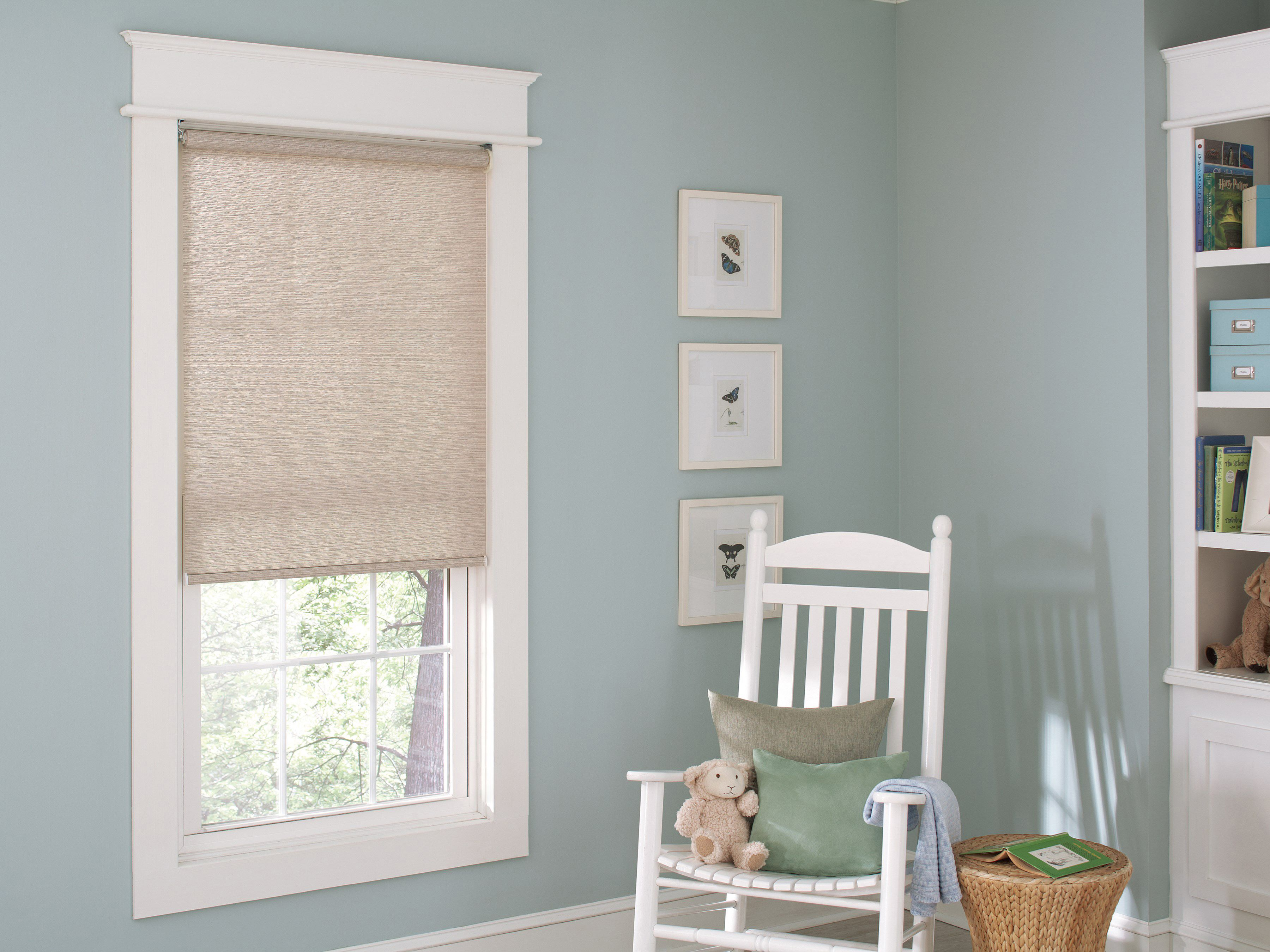 Making Window Treatments Safer For Homes With Infants Children And Pets Is One Of Our Top P Child Safe Window Treatments Kids Window Treatments Budget Blinds