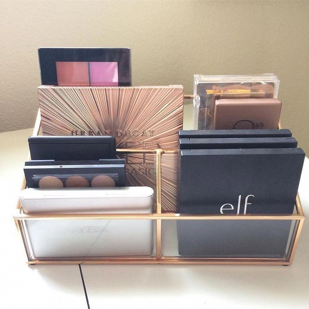 Ikee Design Makeup Train Case Professional 12 Make Up