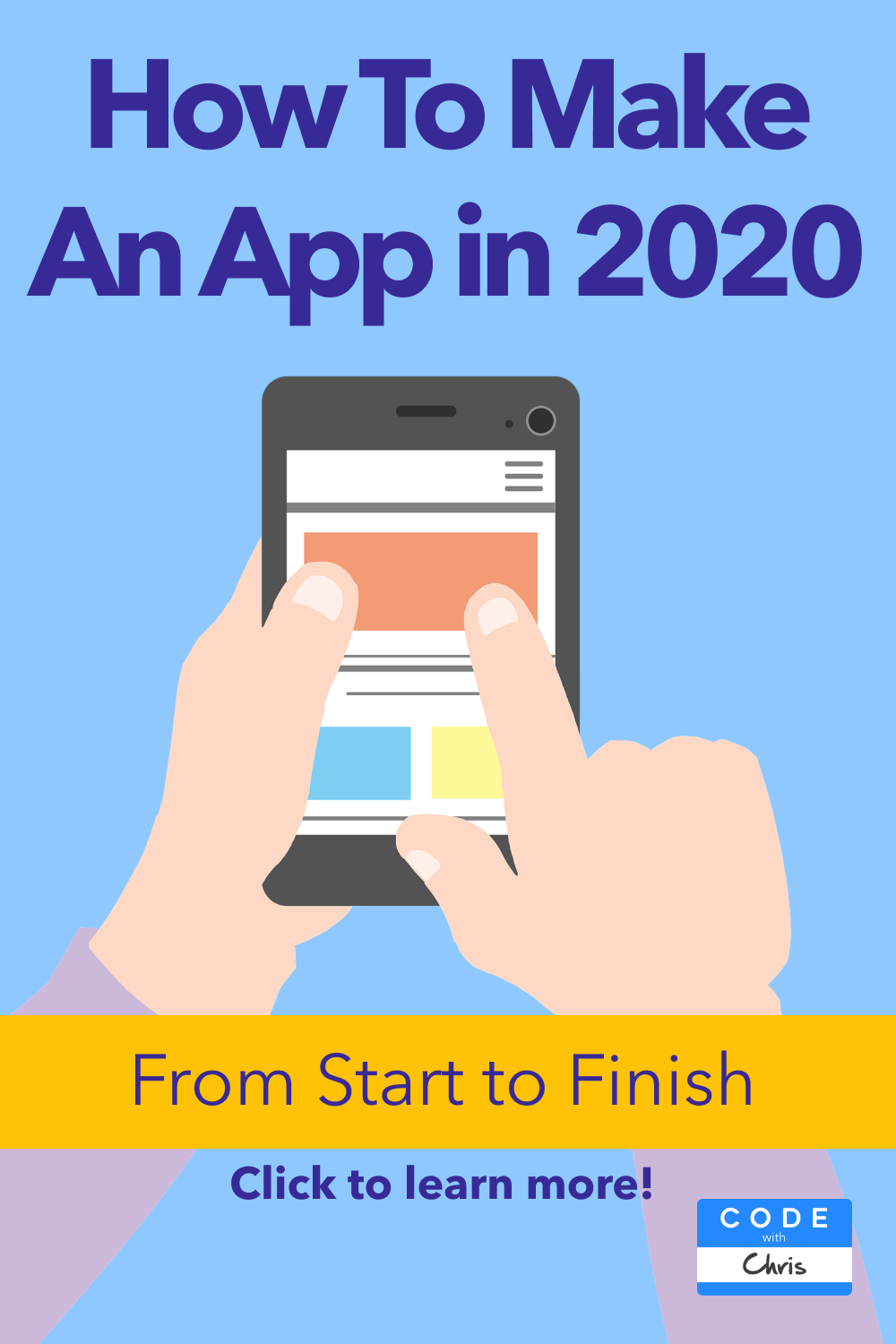 How To Make An App In 2020 From Start To Finish 10 Steps In 2021 App Development Ios App Development App