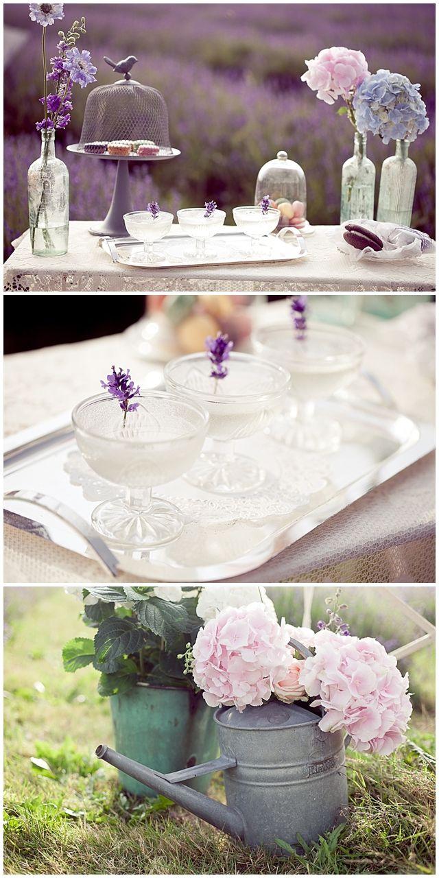 Lavender Wedding Inspiration Shoot  Styled Shoot Inspiration