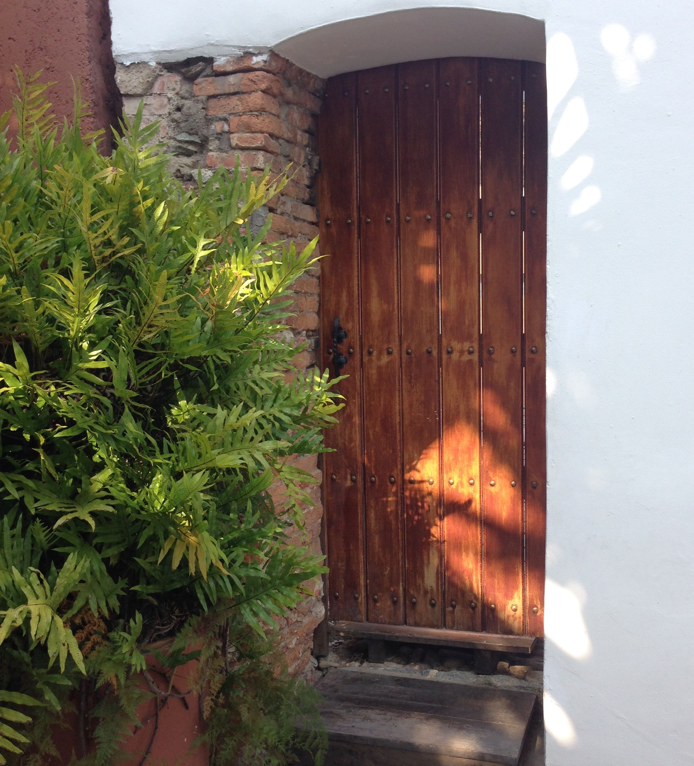 Puerta En El Centro Cultural PDVSA La Estancia, Altamira