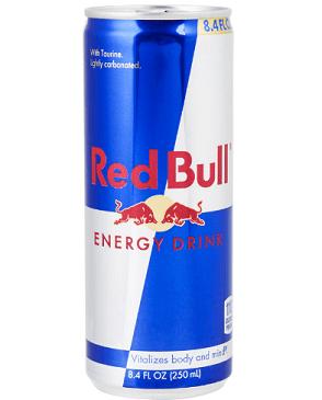 beroende av red bull
