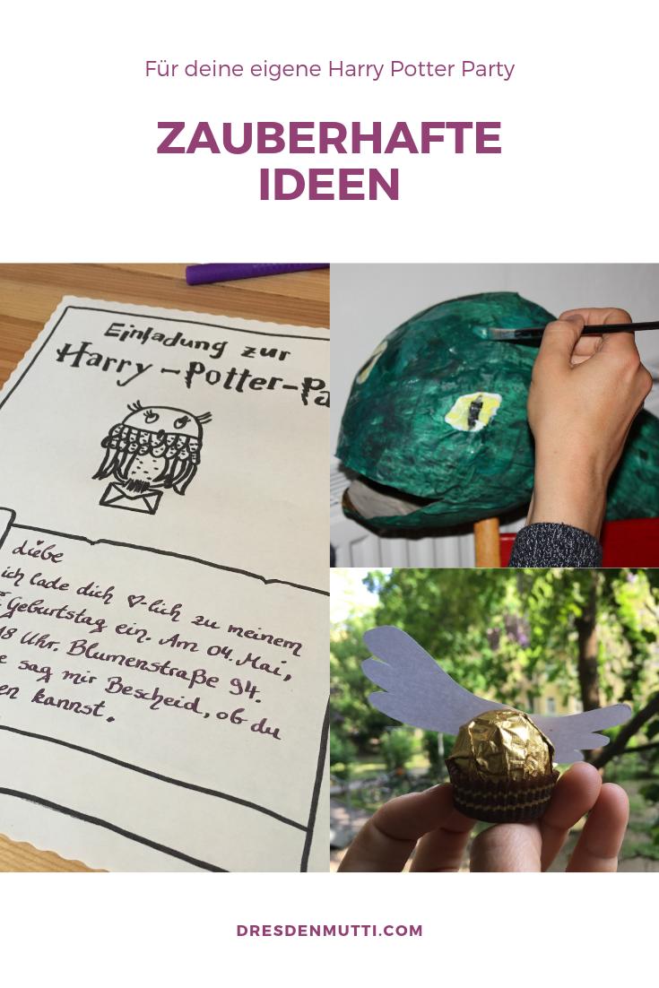 Zauberhafte Harry Potter Party Ideen Harry Potter Geburtstagsparty Ideen Harry Potter Geburtstag Harry Potter
