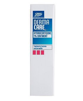 Boots Derma Care Hydrocortisone 1 Ointment 15 G